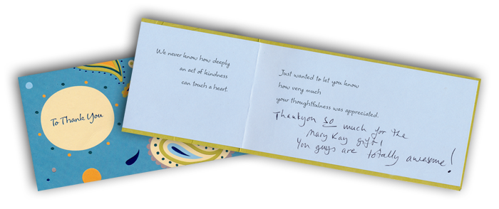 Houston Clear Lake Texas Thank You Notes Education Dr